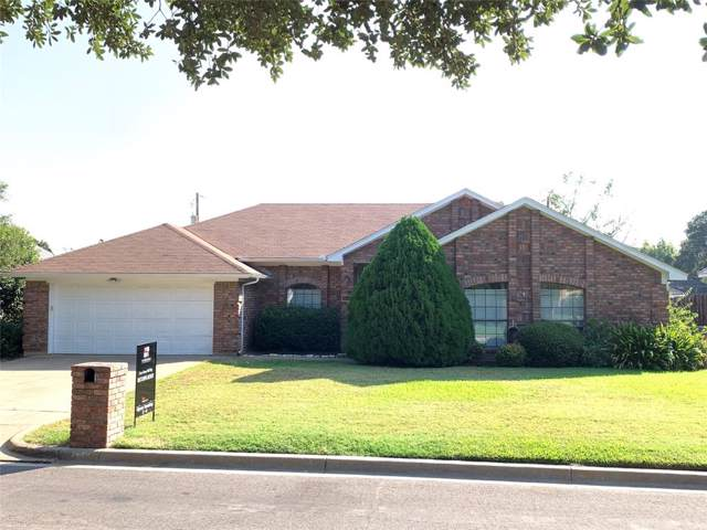 7640 Jill Court, North Richland Hills, TX 76182 (MLS #14199588) :: Robbins Real Estate Group