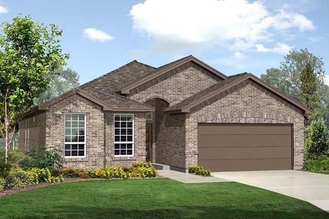 1739 Cross Creek Lane, Cleburne, TX 76033 (MLS #14199593) :: The Rhodes Team