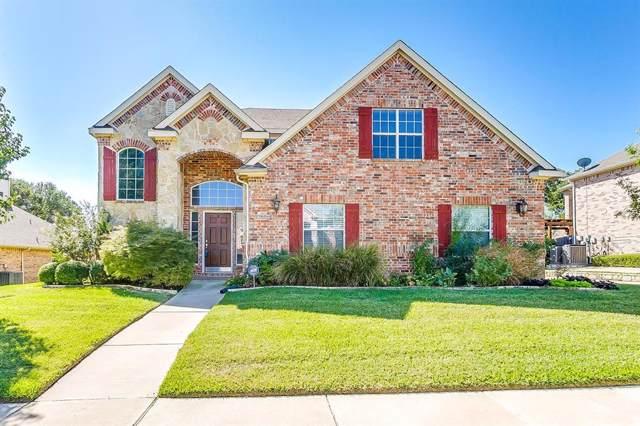 5720 Redgum Drive, Fort Worth, TX 76244 (MLS #14199609) :: Tenesha Lusk Realty Group