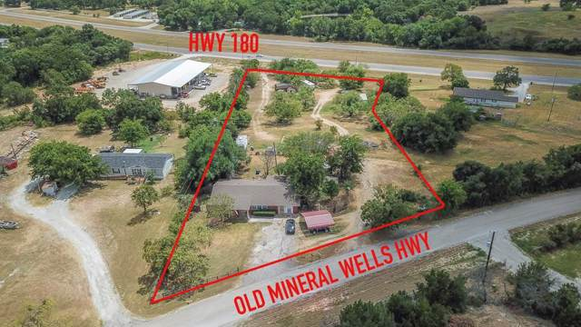 3507 Old Mineral Wells Highway, Weatherford, TX 76088 (MLS #14199612) :: Lynn Wilson with Keller Williams DFW/Southlake