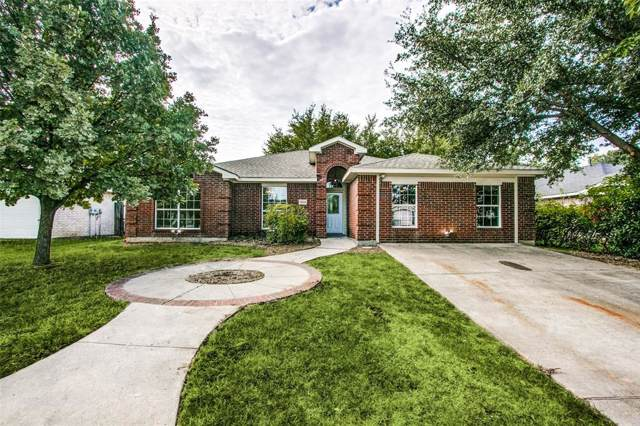 1004 Waterview Drive, Little Elm, TX 75068 (MLS #14199624) :: The Chad Smith Team