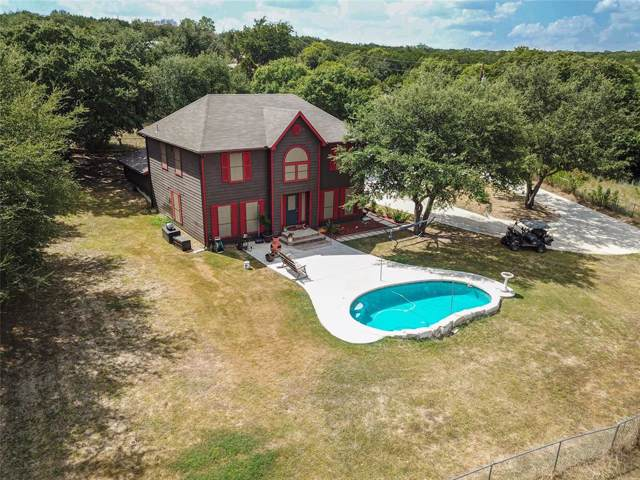 913 Private Road 723, Bluff Dale, TX 76433 (MLS #14199638) :: RE/MAX Town & Country
