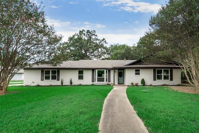 3011 Tanglewood Drive, Commerce, TX 75428 (MLS #14199661) :: RE/MAX Town & Country