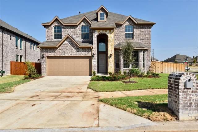 11664 Glen Rose Drive, Frisco, TX 75035 (MLS #14199678) :: The Kimberly Davis Group