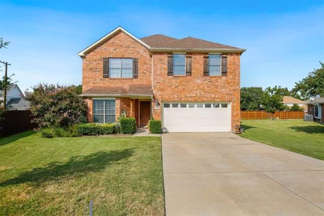 209 Forestbrook Drive, Wylie, TX 75098 (MLS #14199699) :: Lynn Wilson with Keller Williams DFW/Southlake