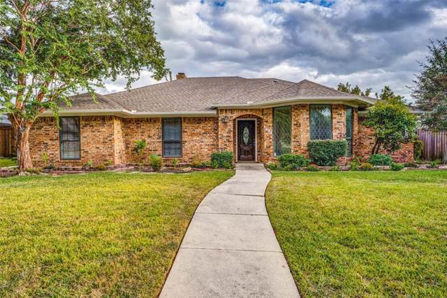 1634 Silverleaf Drive, Carrollton, TX 75007 (MLS #14199716) :: The Good Home Team