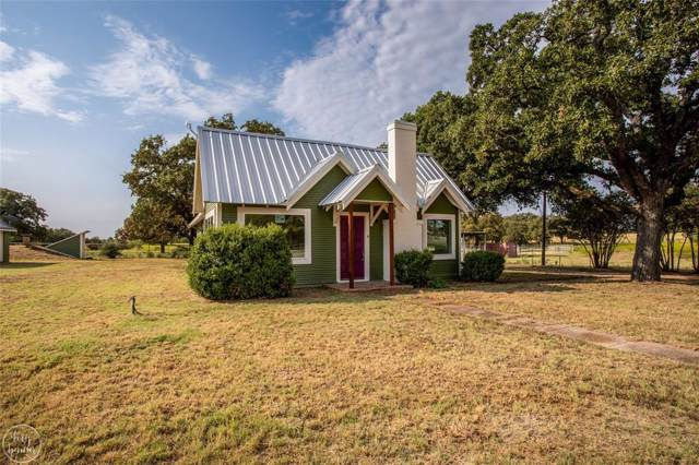 2025 Highway 112, Eastland, TX 76448 (MLS #14199731) :: The Chad Smith Team