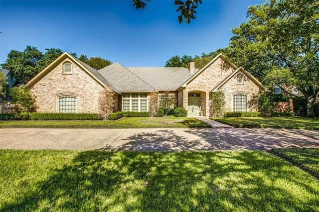 5511 Bent Tree Drive, Dallas, TX 75248 (MLS #14199762) :: Van Poole Properties Group
