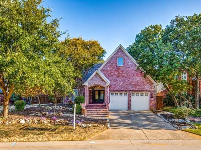 601 Hidden Oak Court, Highland Village, TX 75077 (MLS #14199768) :: Lynn Wilson with Keller Williams DFW/Southlake
