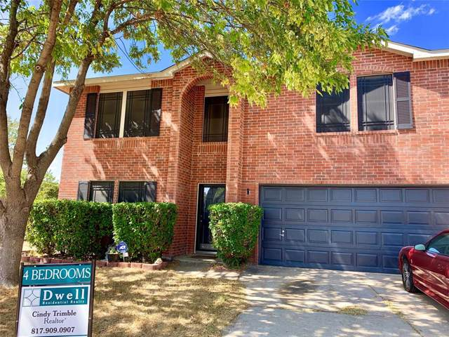 548 Merton Court, Fort Worth, TX 76036 (MLS #14199788) :: Dwell Residential Realty