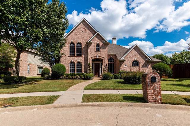 8716 Country Glen Crossing, Plano, TX 75024 (MLS #14199797) :: Lynn Wilson with Keller Williams DFW/Southlake