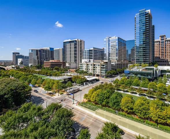1918 Olive Street #604, Dallas, TX 75201 (MLS #14199802) :: RE/MAX Landmark