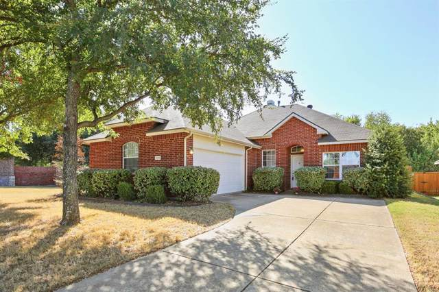 1126 Shady Brook Drive, Allen, TX 75002 (MLS #14199816) :: Lynn Wilson with Keller Williams DFW/Southlake