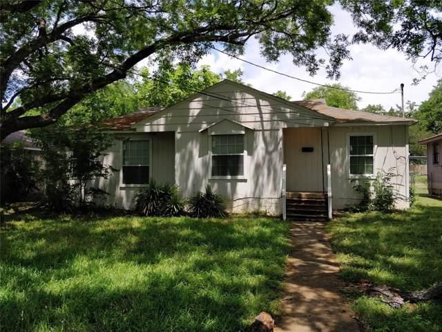 1411 Kingsley Drive, Dallas, TX 75216 (MLS #14199831) :: The Hornburg Real Estate Group