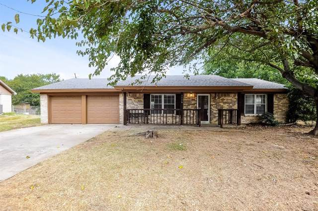 1116 Kathryn Street, Hurst, TX 76053 (MLS #14199842) :: Lynn Wilson with Keller Williams DFW/Southlake