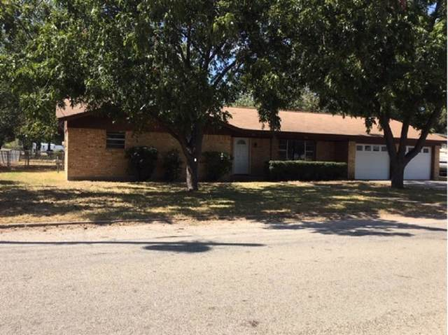 309 N Victor Street, Comanche, TX 76442 (MLS #14199849) :: RE/MAX Town & Country