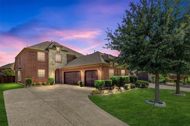 1813 Grand Meadows Drive, Keller, TX 76248 (MLS #14199850) :: All Cities Realty