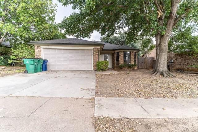 6024 Hillglen, Watauga, TX 76148 (MLS #14199857) :: Lynn Wilson with Keller Williams DFW/Southlake