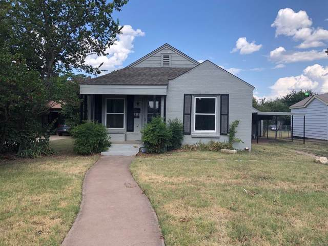 1949 Highland Avenue, Abilene, TX 79605 (MLS #14199882) :: Robbins Real Estate Group