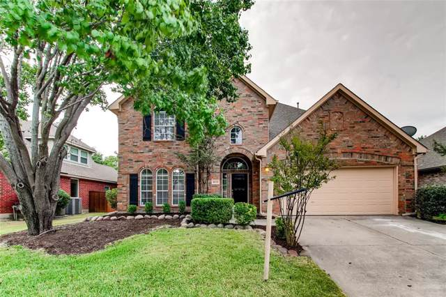 8713 Falcon Crest Drive, Mckinney, TX 75072 (MLS #14199898) :: RE/MAX Town & Country