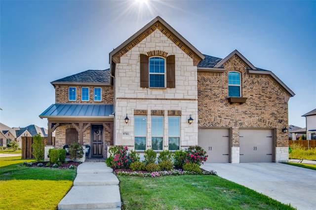 9701 Paxon Road, Fort Worth, TX 76131 (MLS #14199904) :: The Real Estate Station
