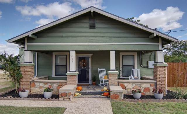 455 N Virginia Street, Stephenville, TX 76401 (MLS #14199908) :: Lynn Wilson with Keller Williams DFW/Southlake