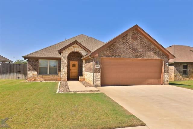 3418 Firedog Road, Abilene, TX 79606 (MLS #14199909) :: Kimberly Davis & Associates