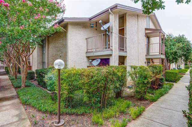 12810 Midway Road #2042, Dallas, TX 75244 (MLS #14199936) :: Caine Premier Properties