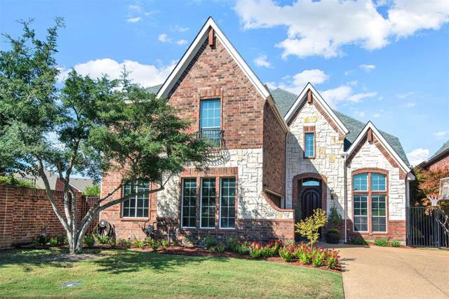 4209 Cedarbrook Circle, Richardson, TX 75082 (MLS #14199949) :: Hargrove Realty Group