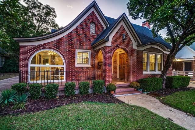 931 N Tyler Street, Dallas, TX 75208 (MLS #14199953) :: Lynn Wilson with Keller Williams DFW/Southlake