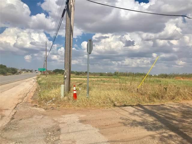 2218 Us Highway 277 S, Anson, TX 79501 (MLS #14199961) :: Real Estate By Design