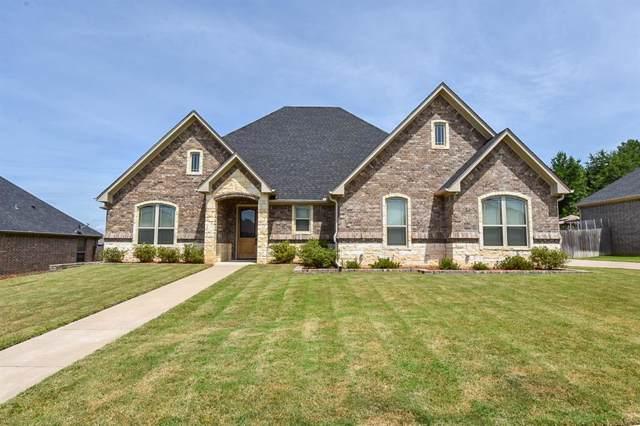 7614 Cherryhill Drive, Tyler, TX 75703 (MLS #14199965) :: RE/MAX Town & Country