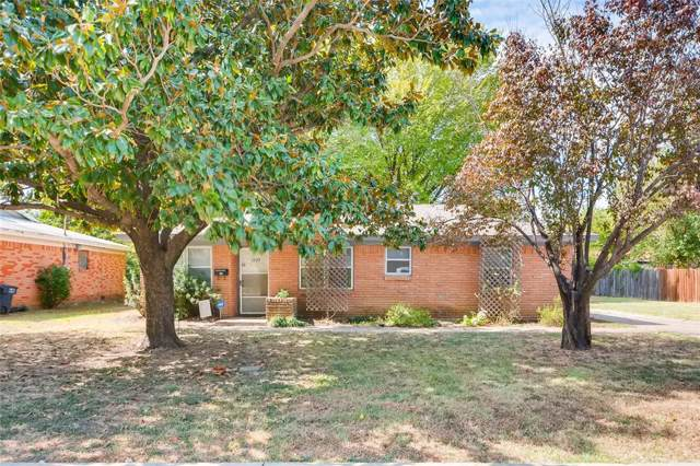 3325 Mesquite Road, Fort Worth, TX 76111 (MLS #14200004) :: RE/MAX Town & Country