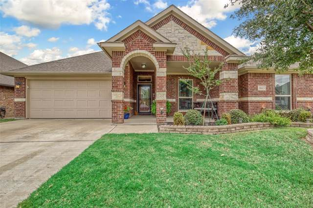 1663 Potomac Drive, Burleson, TX 76028 (MLS #14200030) :: Real Estate By Design