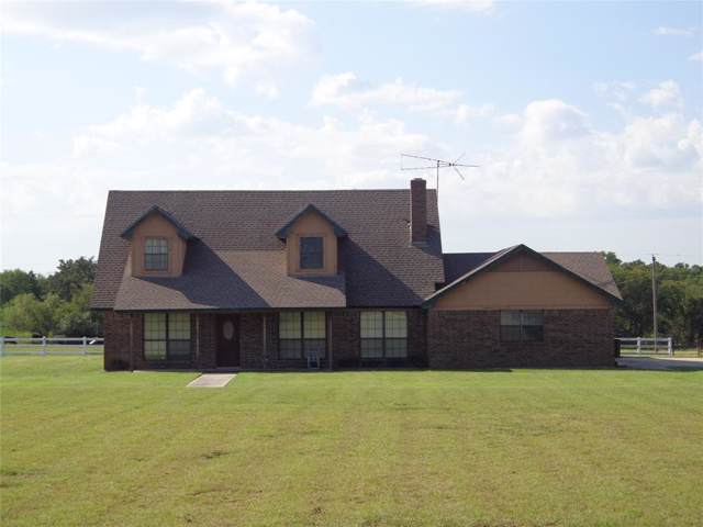 503 County Road 1334, Chico, TX 76431 (MLS #14200045) :: All Cities Realty