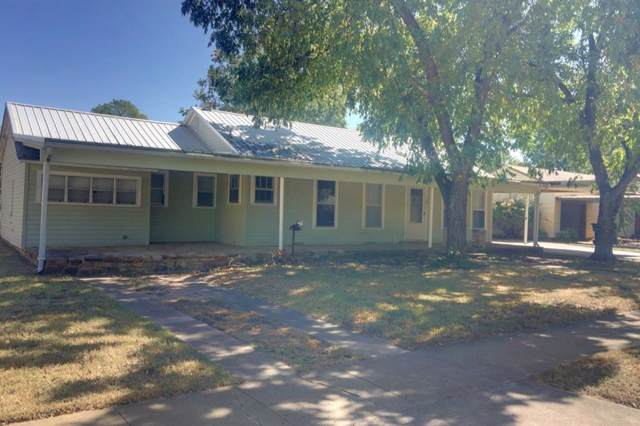 1217 Carolina Street, Graham, TX 76450 (MLS #14200067) :: RE/MAX Pinnacle Group REALTORS