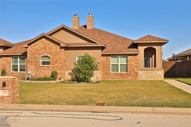2336 Independence Boulevard, Abilene, TX 79601 (MLS #14200084) :: The Good Home Team