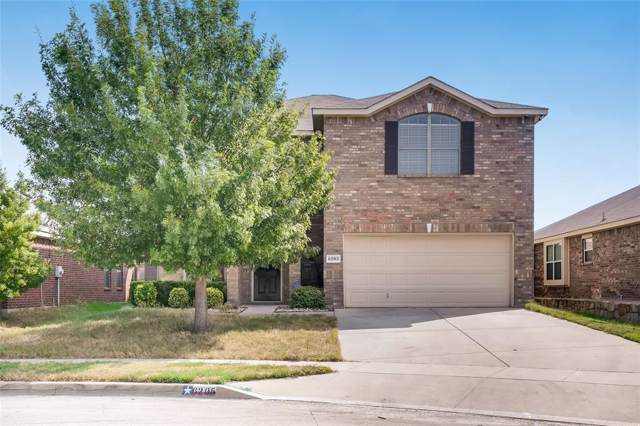 6205 Granite Creek Drive, Fort Worth, TX 76179 (MLS #14200107) :: RE/MAX Town & Country