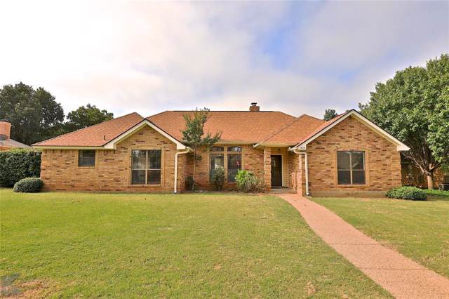 1409 Lakeview Road, Abilene, TX 79602 (MLS #14200131) :: Potts Realty Group