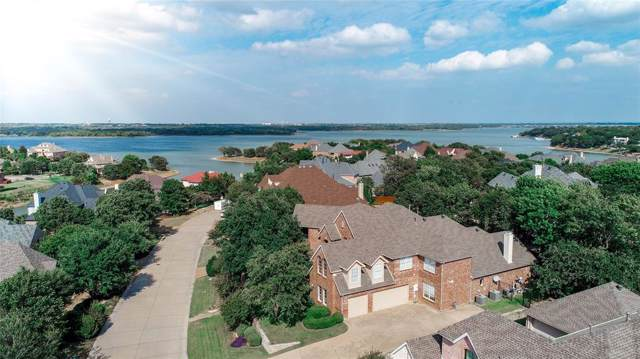 706 Winding Bend Circle, Highland Village, TX 75077 (MLS #14200160) :: The Rhodes Team