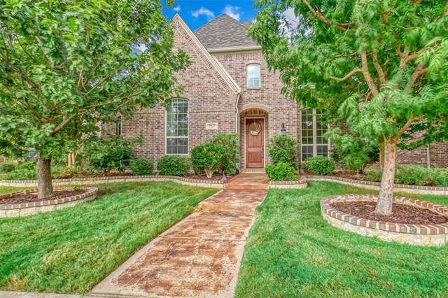 2237 Morning Dew Court, Allen, TX 75013 (MLS #14200165) :: The Rhodes Team