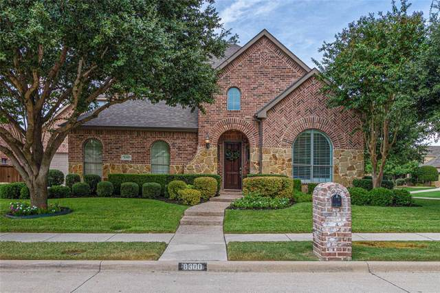 8300 Craftsbury Lane, Mckinney, TX 75071 (MLS #14200168) :: Lynn Wilson with Keller Williams DFW/Southlake