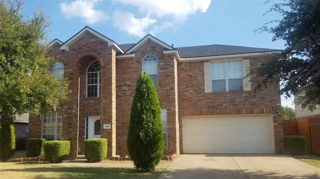 1804 Walnut Hills Lane, Mansfield, TX 76063 (MLS #14200177) :: The Tierny Jordan Network