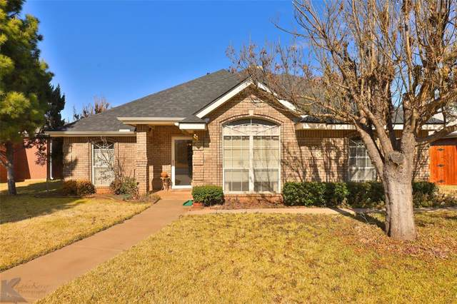4402 Rio Mesa Drive, Abilene, TX 79606 (MLS #14200183) :: The Chad Smith Team