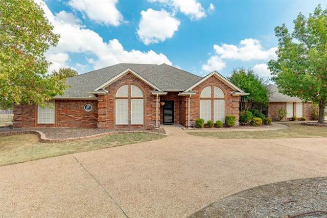 134 Lakeview Drive, Aledo, TX 76008 (MLS #14200194) :: RE/MAX Town & Country