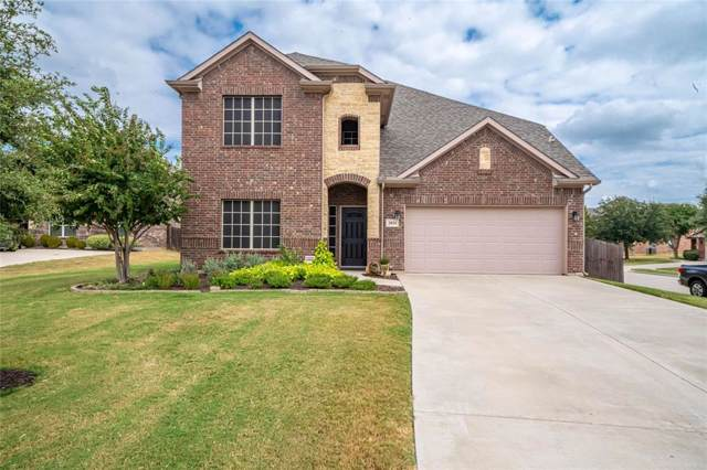 2824 Oak Glen Court, Grand Prairie, TX 75052 (MLS #14200198) :: Trinity Premier Properties