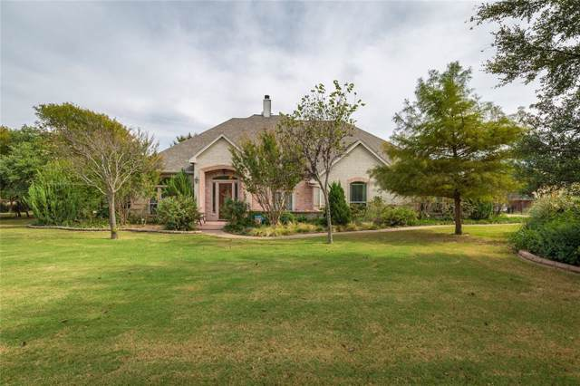 104 Oakcrest Hills Drive, Aledo, TX 76008 (MLS #14200214) :: Lynn Wilson with Keller Williams DFW/Southlake