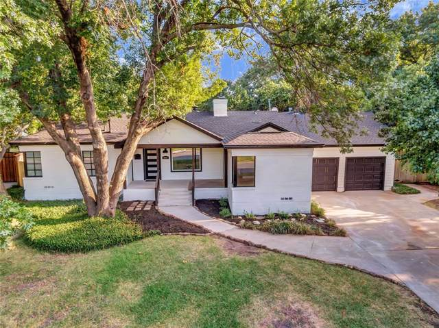 3821 Arundel Avenue, Fort Worth, TX 76109 (MLS #14200220) :: RE/MAX Town & Country