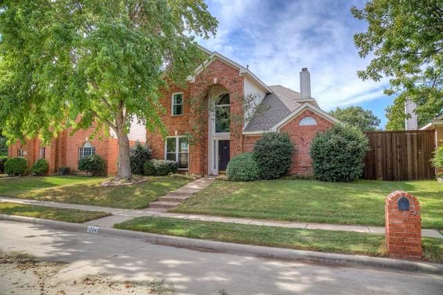 1204 Taylor Lane, Lewisville, TX 75077 (MLS #14200228) :: Lynn Wilson with Keller Williams DFW/Southlake