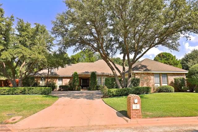 3 Cherry, Abilene, TX 79606 (MLS #14200234) :: The Tierny Jordan Network